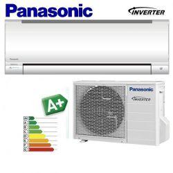 Climatiseur pompe à chaleur Panasonic Inverter