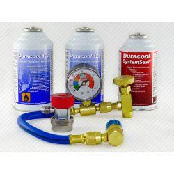 Kit anti-fuite et gaz pour climatisation automobile