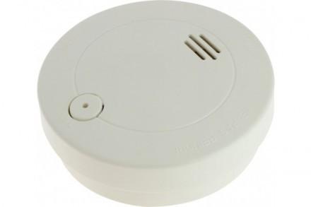 Détecteur d'incendie avertisseur autonome de fumée CE NF EN 14604