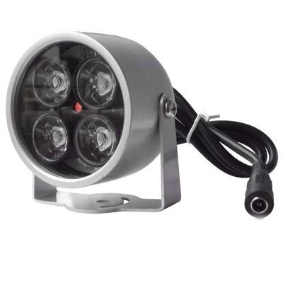Projecteur infrarouge étanche pour vidéosurveillance