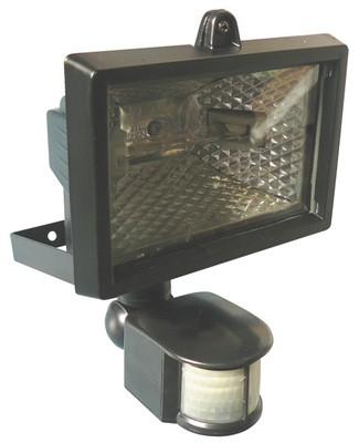 Projecteur halogène 120w avec détecteur de mouvement