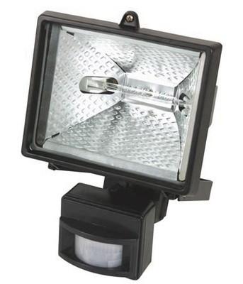 Projecteur halogène 400w avec détecteur de mouvement