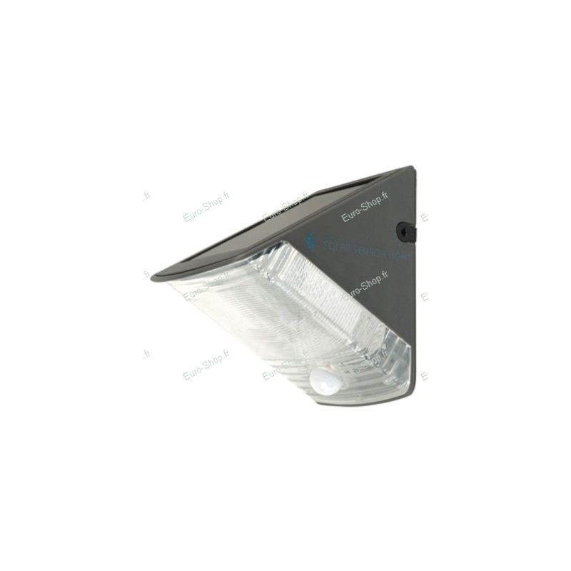 Lampe solaire murale avec d tecteur de mouvement led - Lampe exterieure solaire avec detecteur mouvement ...