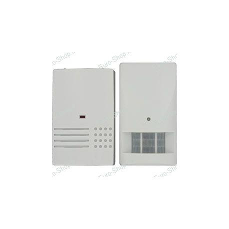 Carillon sans fil infra-rouge pour magasin entreprise et garage