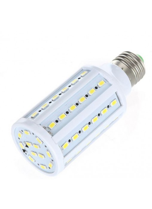 Ampoule Led e27 60 Leds 12w blanc froid 360° Led smd 1050 Lumens