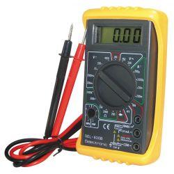 Multimètre de mesure jusqu'à 600V