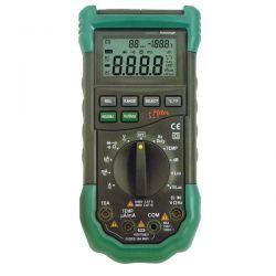 Multimètre environnemental professionnel