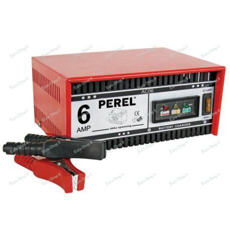 Chargeur de batterie pour particulier et pro 12V-6A