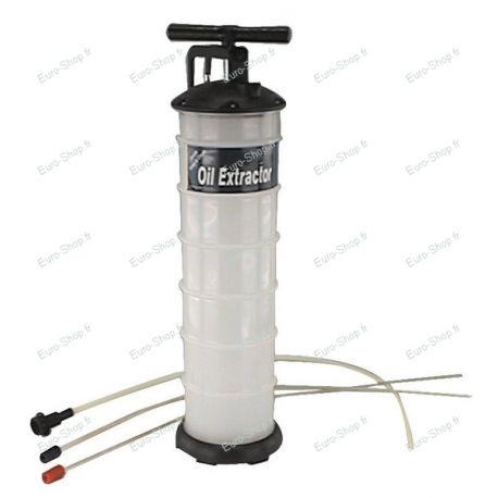 Extracteur d'huile capacité 6.5 litres professionnel