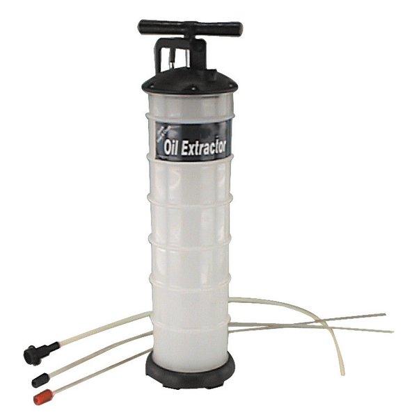Extracteur d'huile capacité 6.5 litres pour une vidange facile