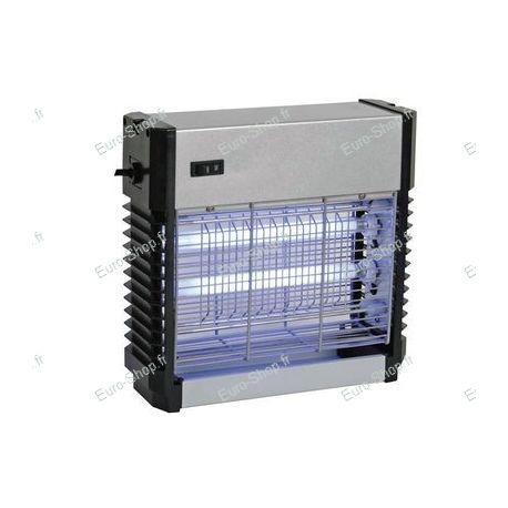 Destructeur d'insecte 2x6w à lampe ultraviolette