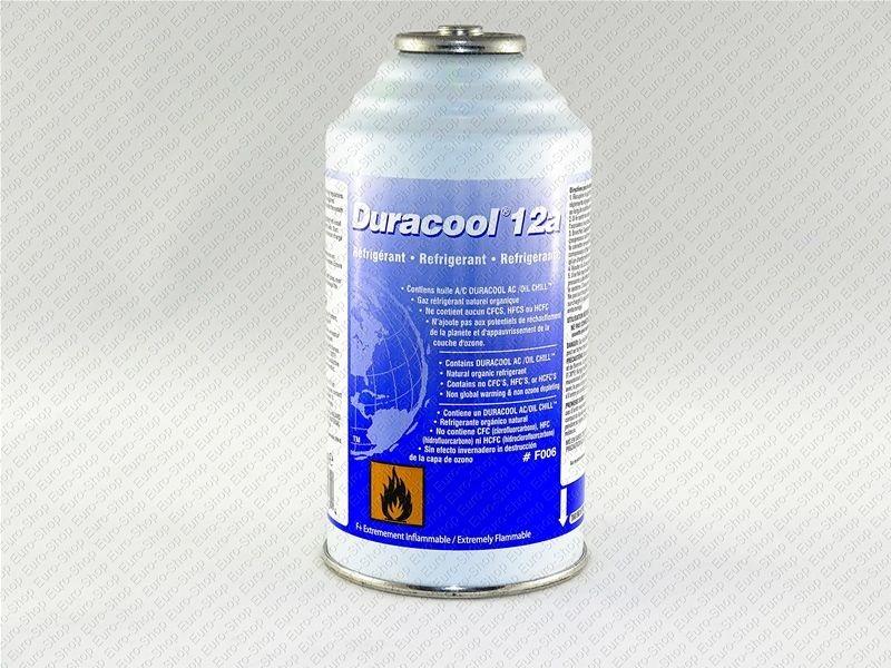 Gaz pour climatisation automobile R134a ou R12