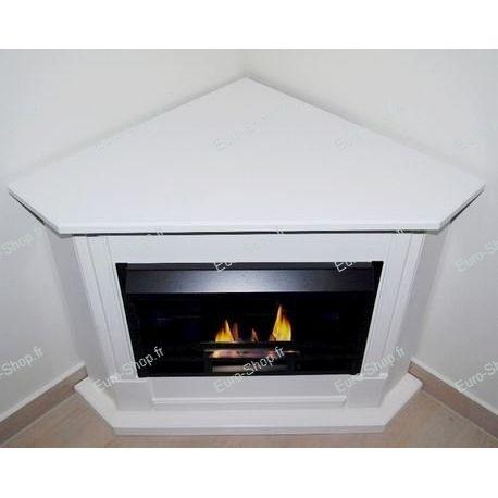 chemin e thanol d 39 angle avec meuble. Black Bedroom Furniture Sets. Home Design Ideas