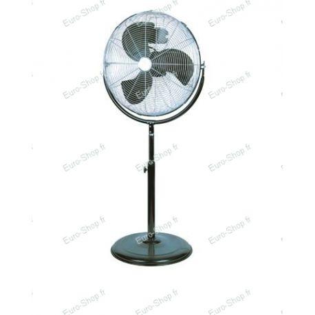 ventilateur sur pied diamètre 45 pour bureau et usine