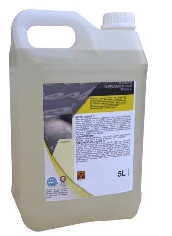 Decapant sol professionnel sans rinçage 5 L