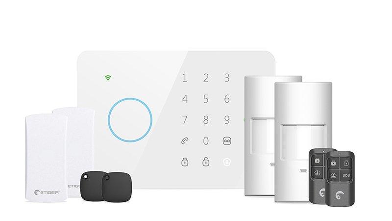 Système d'alarme eTiger S3 avec GSM