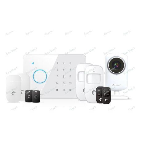 Système d'alarme eTiger S3 avec GSM et caméra