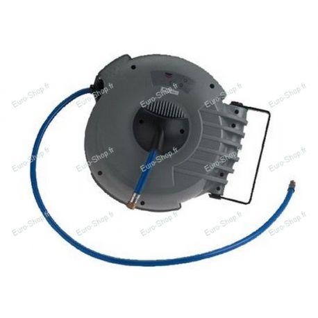 Enrouleur automatique de tuyau d'air comprimé 12m
