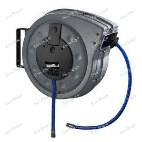 enrouleur automatique de tuyau d 39 air comprim 20 m tuyau 10 15 mm. Black Bedroom Furniture Sets. Home Design Ideas