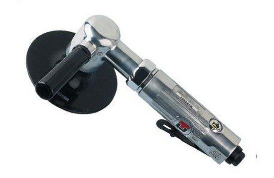 Disqueuse pneumatique à renvoi d'angle 125mm