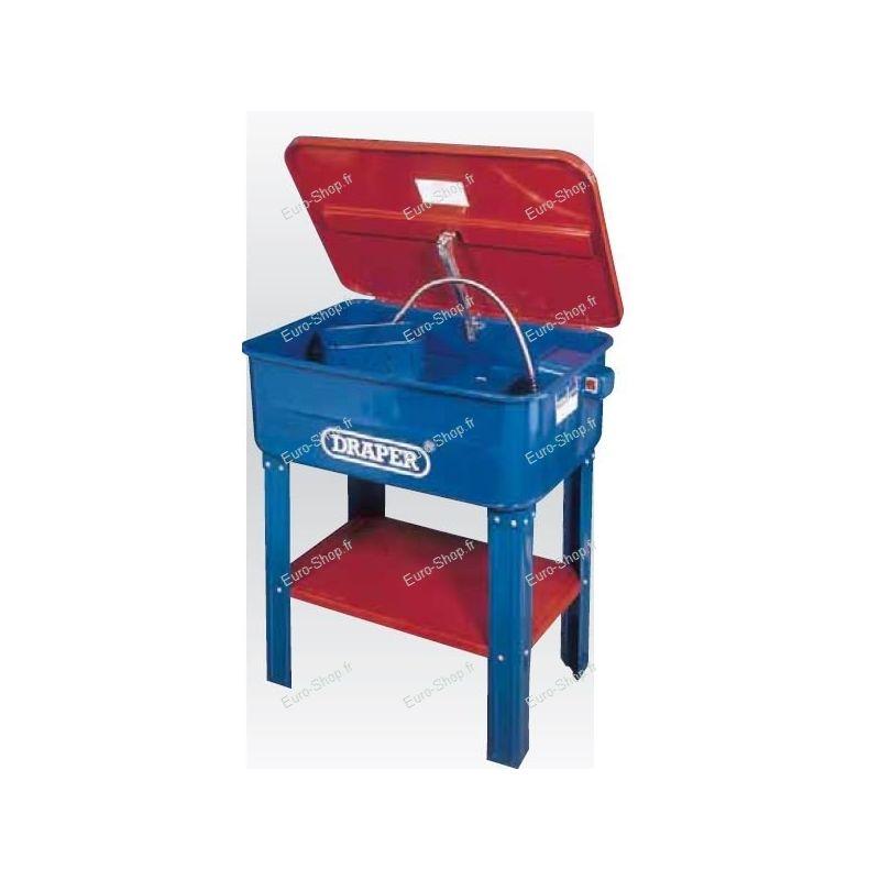 fontaine de nettoyage et d graissage pour pi ces m canique 55l 230v. Black Bedroom Furniture Sets. Home Design Ideas