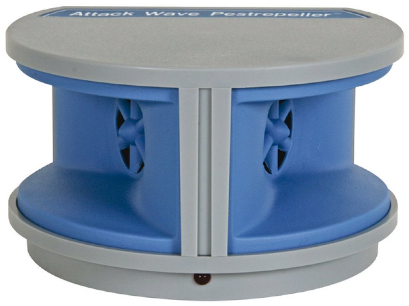 Répulseur ultrasons pour insectes et rongeurs