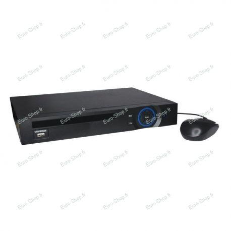 Enregistreur numérique de vidéo-surveillance HD 1080P