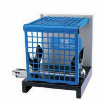 Cage de sécurité pour compresseur de ressort d'amortisseur