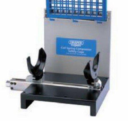 Kit cage de sécurité avec compresseur de ressort pour amortisseur